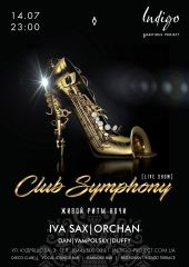 Club Symphony in Indigo!