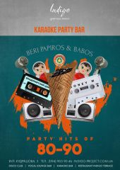 Karaoke Party Bar Hits of 80-90