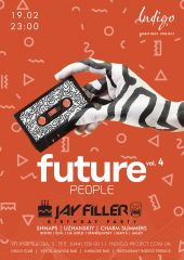 Future People Vol. 4 JAY FILLER BIRTHDAY PARTY