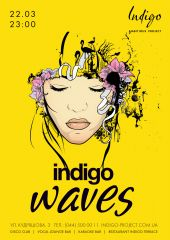 Indigo Waves