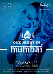 One night in Mumbai