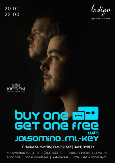 Buy One Get Free