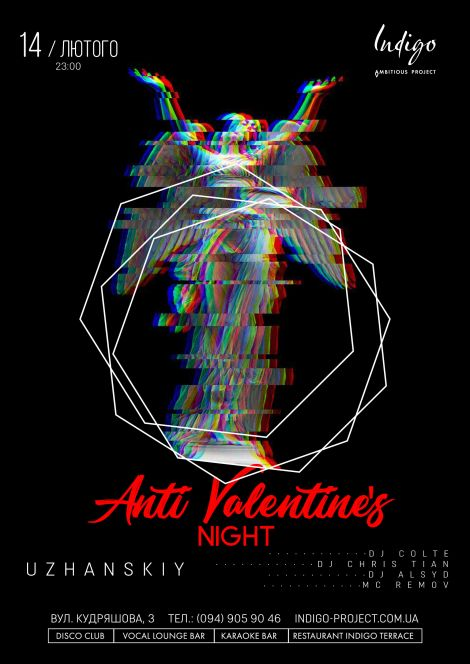 Anti Valentine's Night