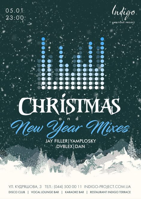 Christmas & New Year Mixes