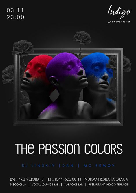 The Passion Colors