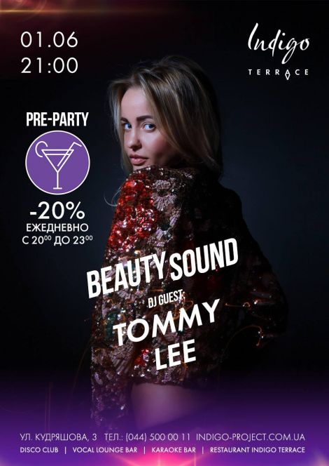 Beauty Sound with DJ Tommy Lee!