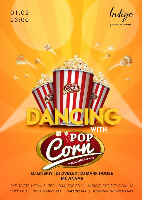 Dancing with PopCorn