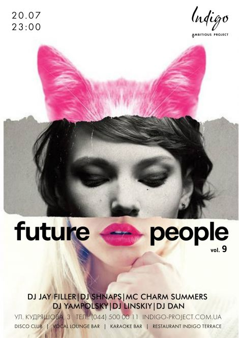 Future People vol. 9