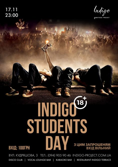 Indigo Students Day
