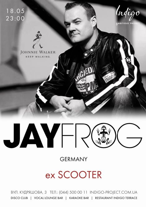 Jay Frog ex Scooter (Germany)