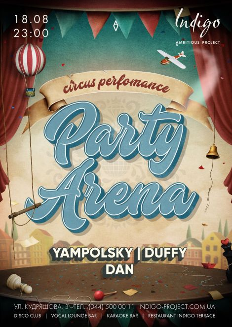 Party Arena!