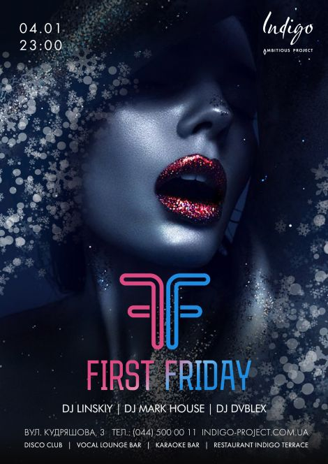 Firs Friday