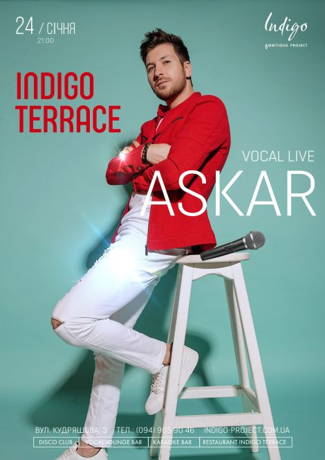 Vocal Live: Askar