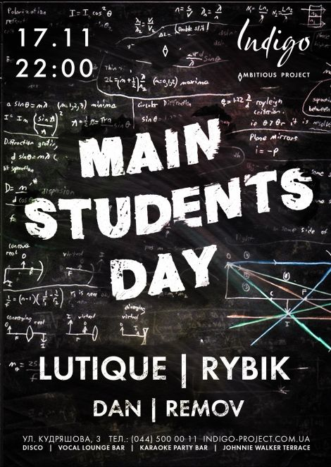 Main students day