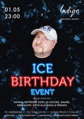 Ice Birthday Event